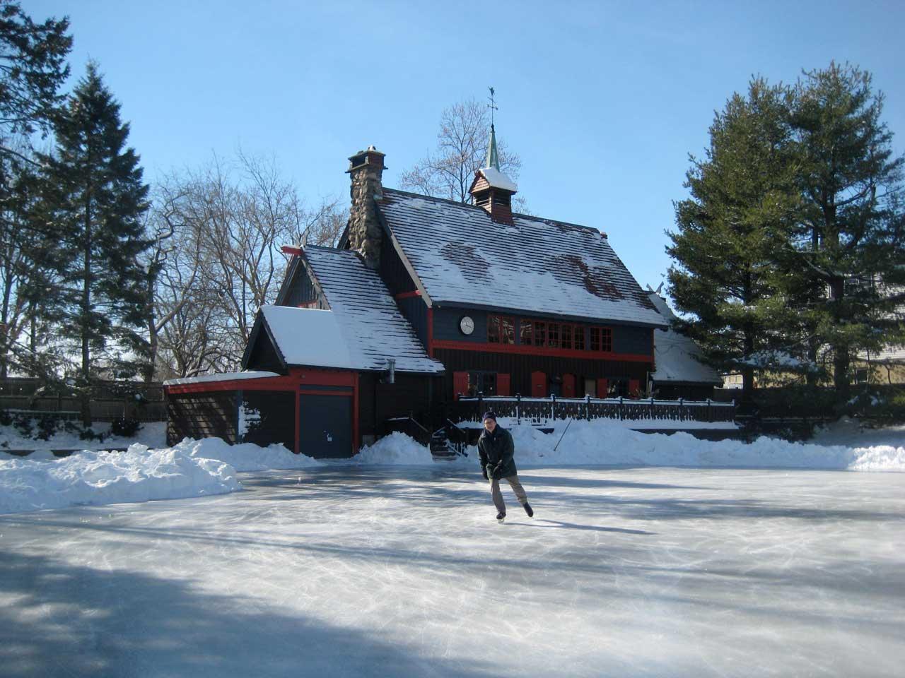 Cambridge Skating Club