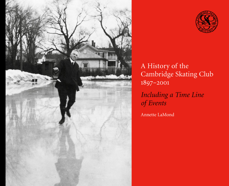 A History of the Cambridge Skating Club bookcover
